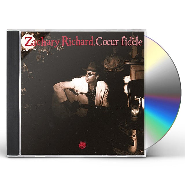 Zachary Richard COEUR FIDELE CD