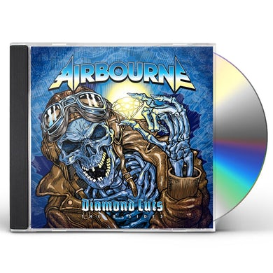 Airbourne DIAMOND CUTS - THE B-SIDES CD