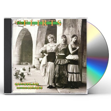 Flirts QUESTION OF THE HEART CD