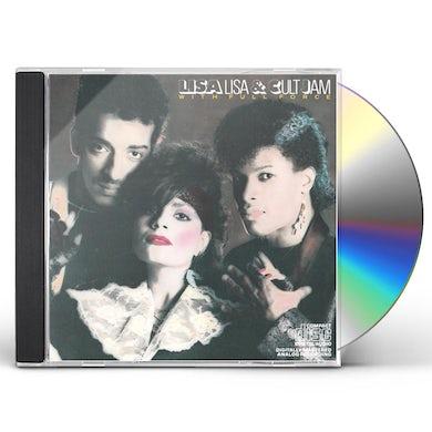 LISA LISA & CULT JAM WITH FULL FORCE CD