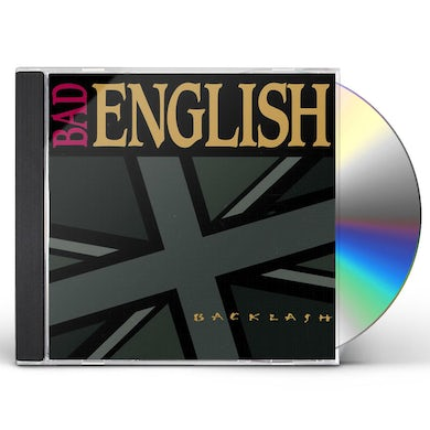 Bad English BACKLASH CD