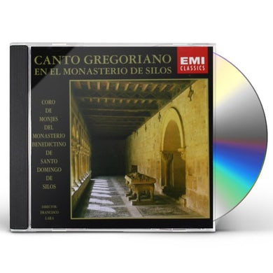 Clasica CANTO GREGORIANO:EN EL MONASTERIO DE SILOS CD