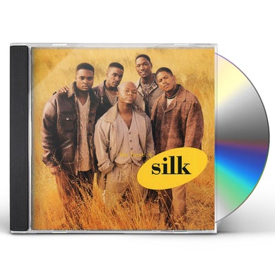BEST OF SILK CD