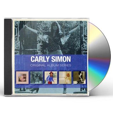 Carly Simon ORIGINAL ALBUM SERIES CD