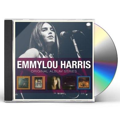 Emmylou Harris ORIGINAL ALBUM SERIES CD