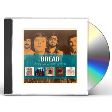 Bread ORIGINAL ALBUM SERIES CD