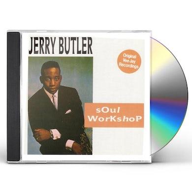 Jerry Butler VJ & MERCURY YEARS CD
