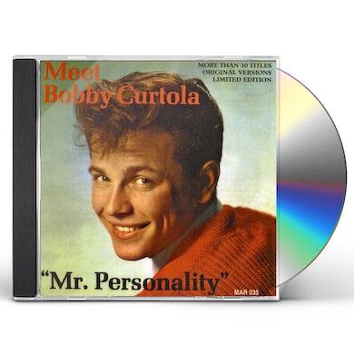 MEET BOBBY CURTOLA CD