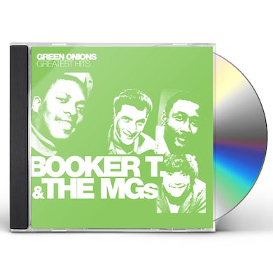 Booker T. & the M.G.'s GREEN ONIONS: GREATEST HITS CD