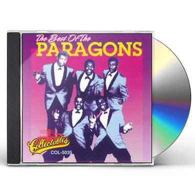 BEST OF PARAGONS CD