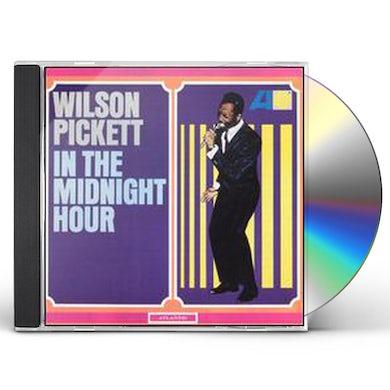 Wilson Pickett MIDNIGHT HOUR CD