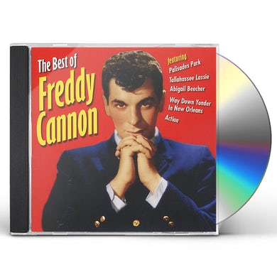 Freddy Cannon BEST OF CD