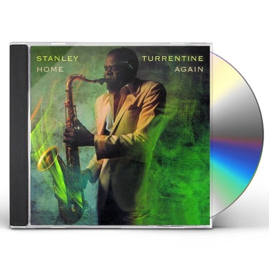 Stanley Turrentine HOME AGAIN CD