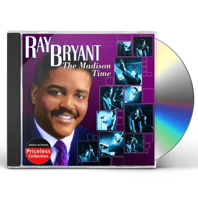 Ray Bryant MADISON CD