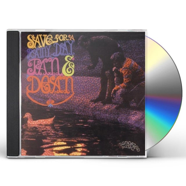 Jan & Dean SAVE FOR A RAINY DAY CD