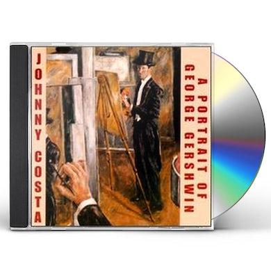 Johnny Costa PORTRAIT OF GEORGE GERSHWIN CD