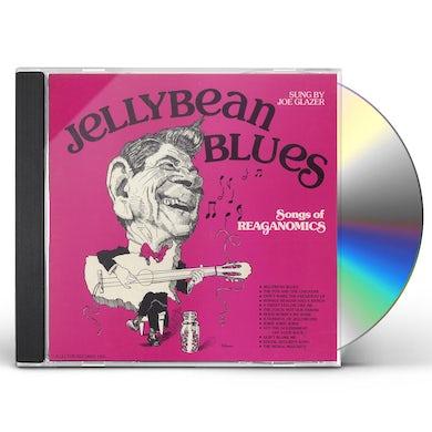 Joe Glazer JELLYBEAN BLUES CD