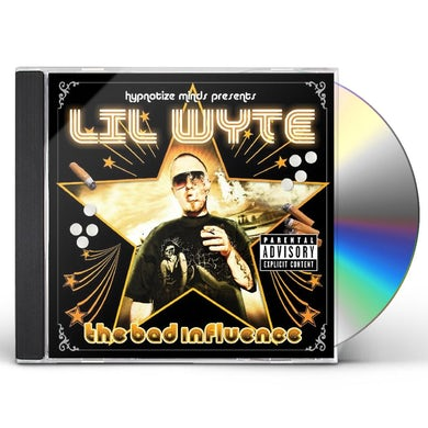 Lil Wyte BAD INFLUENCE CD