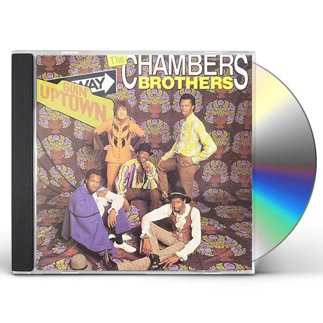 Chambers Brothers TIME HAS COME TODAY CD