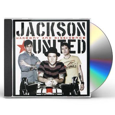 Jackson United HARMONY & DISSIDENCE CD