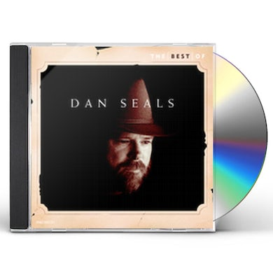 Dan Seals BEST OF CD