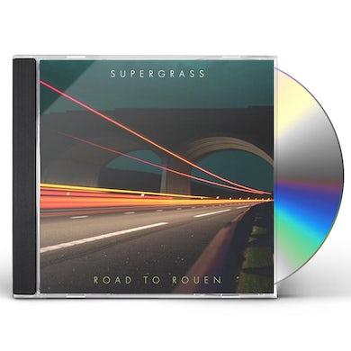 Supergrass ROAD TO ROUEN CD