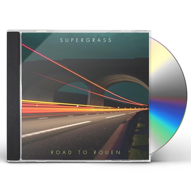 Supergrass ROAD TO ROUEN CD