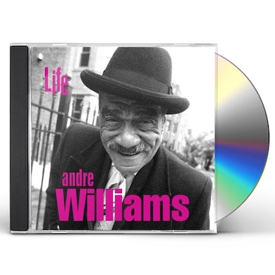 Andre Williams LIFE CD
