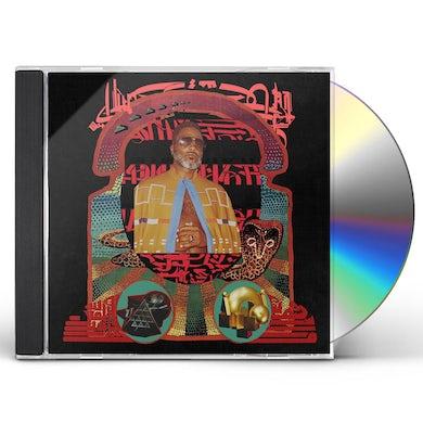 Shabazz Palaces DON OF DIAMOND DREAMS CD (Vinyl)