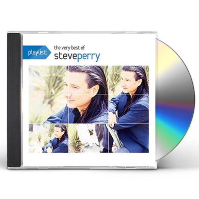 PLAYLIST: THE VERY BEST OF STEVE PERRY CD