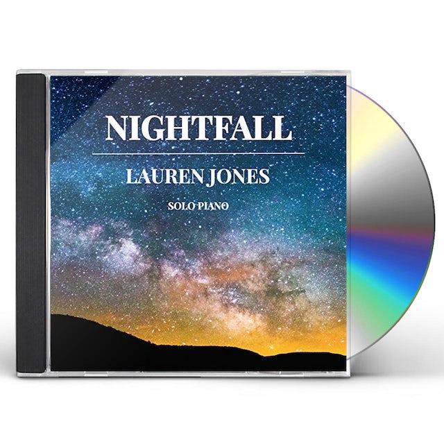 Lauren Jones NIGHTFALL CD