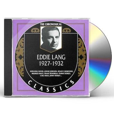 Eddie Lang 1927-1932 CD
