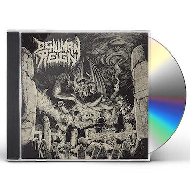Dehuman Reign ASCENDING FROM BELOW CD