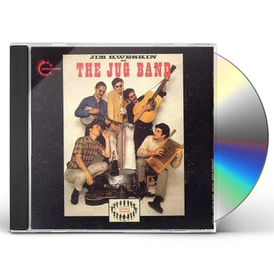 Jim Kweskin UNBLUSHING BRASSINESS CD