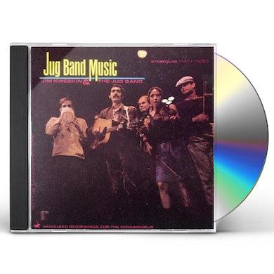 Jim Kweskin JUG BAND MUSIC CD