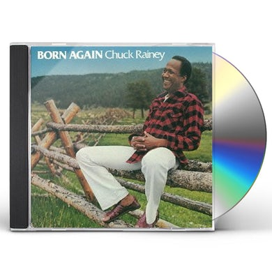 Chuck Rainey BORNE AGAIN CD