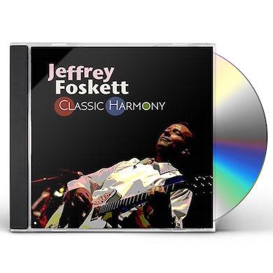 Jeffrey Foskett CLASSIC HARMONY CD