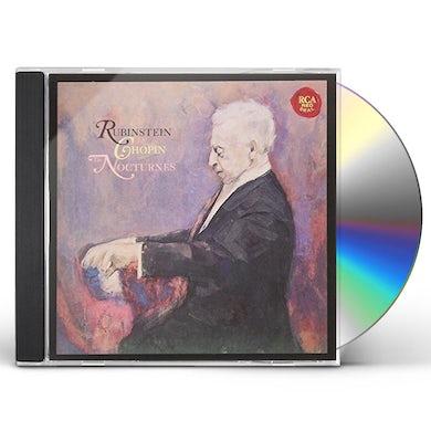 Arthur Rubinstein CHOPIN: 13 NUCTURNES CD