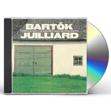 Juilliard String Quartet BARTOK: COMPLETE STRING QUARTETS CD