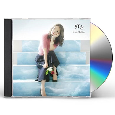 Kana Nishino SUKI CD