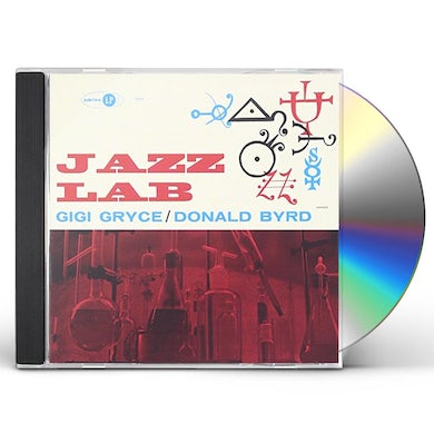 Donald Byrd JAZZ LAB (& GIGI GRYCE) CD
