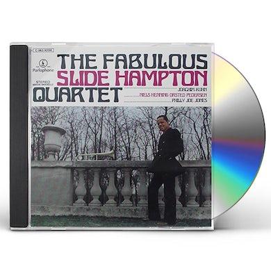 Slide Hampton FABULOUS QUARTET CD