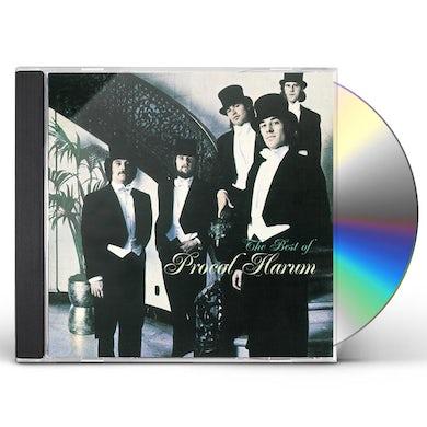 Procol Harum BEST OF CD
