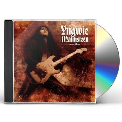 Yngwie Malmsteen RELENTLESS CD