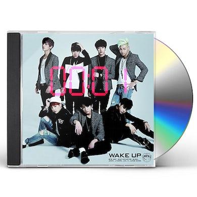BTS WAKE UP CD