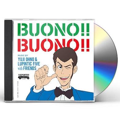 Yuji Ohno BUONO!! BUONO!! (& LUPINTIC FIVE) CD