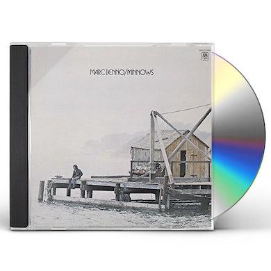 Marc Benno MINNOWS CD