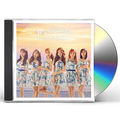 MOTTO GO! GO! (LIMITED-B) CD