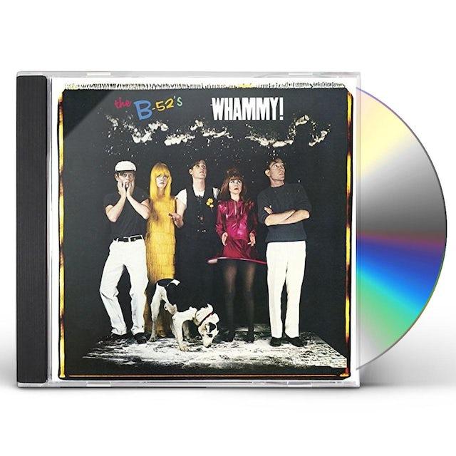 The B-52's WHAMMY CD