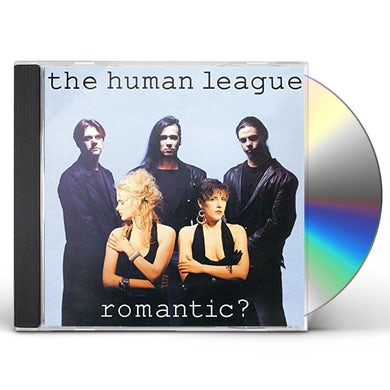 The Human League ROMANTIC CD